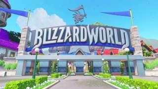 Обновление для Overwatch добавило карту Blizzard World и множество косметических предметов
