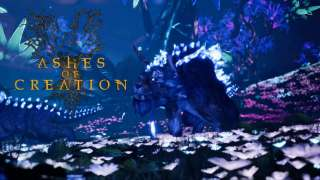Демонстрация подземной локации в Ashes of Creation