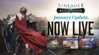 Патч для Lineage 2: Revolution увеличил максимальный уровень и улучшил осады