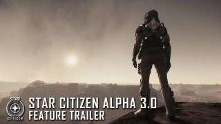 Star Citizen: трейлер особенностей Alpha 3.0