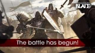Началось ЗБТ Conqueror's Blade