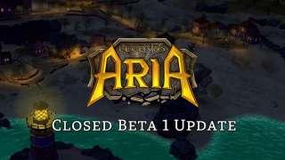 Сегодня начнется ЗБТ Legends of Aria