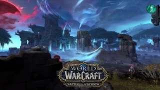 Первые кадры из дополнения World of WarCraft: «Битва за Азерот»