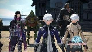 Вышло крупное обновление «The Rise of a New Sun» для Final Fantasy XIV