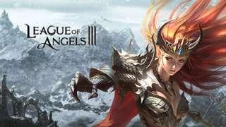 В феврале пройдет ЗБТ League of Angels III