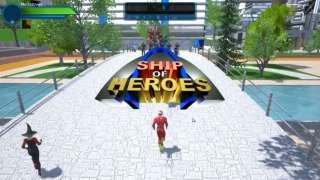 «Боевой» альфа-тест Ship of Heroes пройдет в феврале