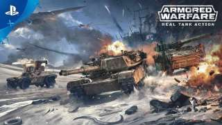 На PS4 стартовал ранний доступ к Armored Warfare