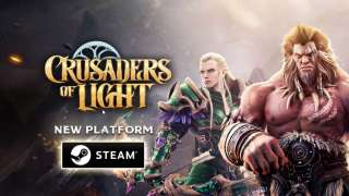 NetEase выпустит MMORPG Crusaders of Light на площадке Steam