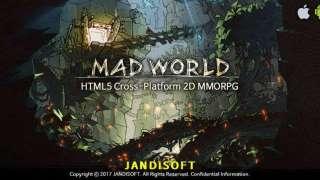 Опубликован тизер-трейлер MMORPG Mad World