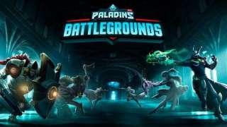 На тестовый сервер Paladins добавили режим королевской битвы