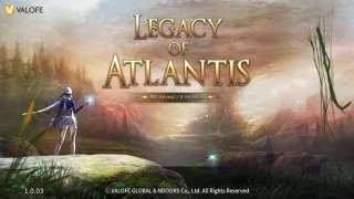 Анонс мобильной MMORPG Legacy of Atlantis и предварительная регистрация