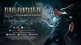 Трейлер обновленного мультиплеера Final Fantasy XV