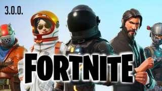 Fortnite получила большое обновление 3.0.0