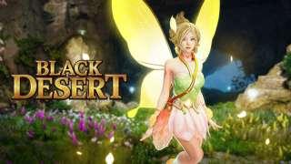 В Black Desert теперь вас сможет сопровождать фея Лейла