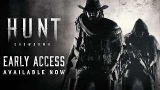 Crytek выпустила в раннем доступе игру Hunt: Showdown