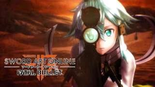 Состоялся релиз jRPG-шутера Sword Art Online: Fatal Bullet