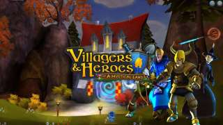 Кроссплатформенная MMORPG Villagers and Heroes вышла на iOS