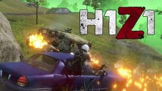 H1Z1 вышла в релиз вместе с новым режимом