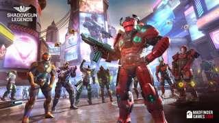 Объявлена дата релиза мобильного шутера Shadowgun Legends