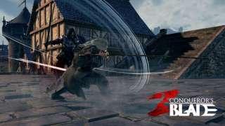 Началось ОБТ Conqueror's Blade