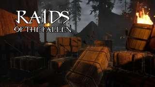 Анонсирован кооперативный экшн про подземелья Raids of the Fallen