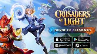 MMORPG Crusaders of Light вышла в Steam
