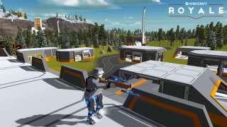 Стала известна дата выхода Robocraft Royale в раннем доступе