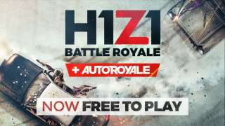 Королевская битва H1Z1 перешла на Free to Play