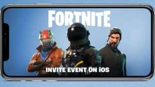 Fortnite: Battle Royale выйдет на мобильных устройствах с поддержкой кросс-плея