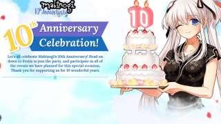 Nexon празднует десятилетие MMORPG Mabinogi