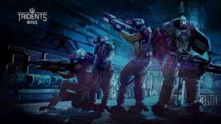 Кооперативный Top-Down шутер Trident's Wake выйдет в Steam