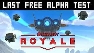 До начала раннего доступа Robocraft Royale пройдет еще одно альфа-тестирование