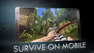 ARK: Survival Evolved выйдет на iOS и Android