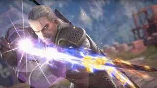 В Soul Calibur VI появится знаменитый ведьмак