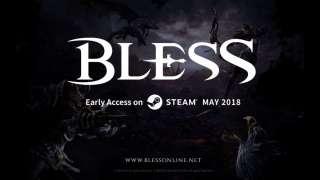 Ранний доступ к Bless Online откроется в мае, игра будет платной