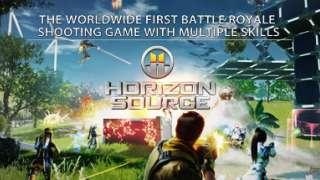 В Steam вышла игра в жанре Королевская битва Horizon Source