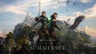 Анонсировано расширение «Summerset» для The Elder Scrolls Online