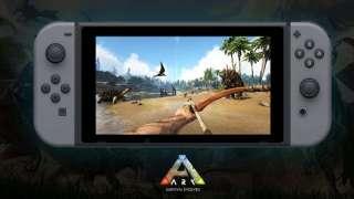 [GDC 2018] Анонс ARK: Survival Evolved для Switch и первая волна приглашений на мобильную версию