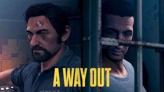 Побег из тюрьмы: кооперативный экшен A Way Out добрался до релиза