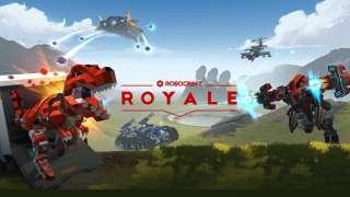 Открыт ранний доступ к Robocraft Royale
