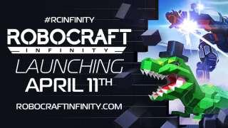 Robocraft Infinity выходит на Xbox One