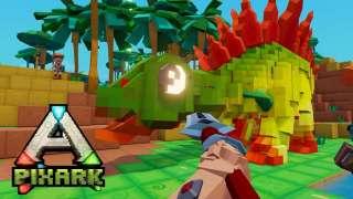 Воксельная RPG-песочница PixARK вышла в раннем доступе