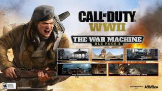 Анонсировано второе дополнение для Call of Duty: WWII