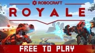 Robocraft Royale перешла на Free to Play всего через день после выхода