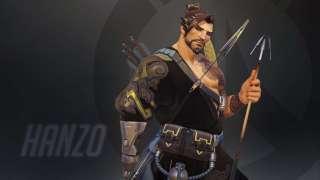 Концепт новой способности для Хандзо из Overwatch