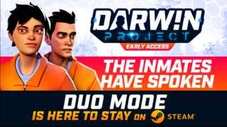 В Darwin Project добавили дуо-режим