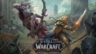 Blizzard раскрыла дату выхода дополнения «Битва за Азерот» для World of WarCraft