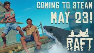 В раннем доступе выходит мультяшная песочница Raft