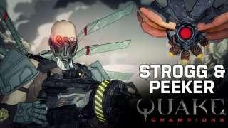 В Quake Champions добавят нового героя, карту и оружие