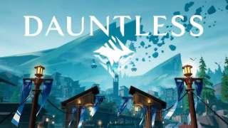 Стала известна дата начала ОБТ Dauntless